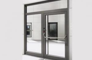Brand- und Rauchschutztüren, Feststellanlagen